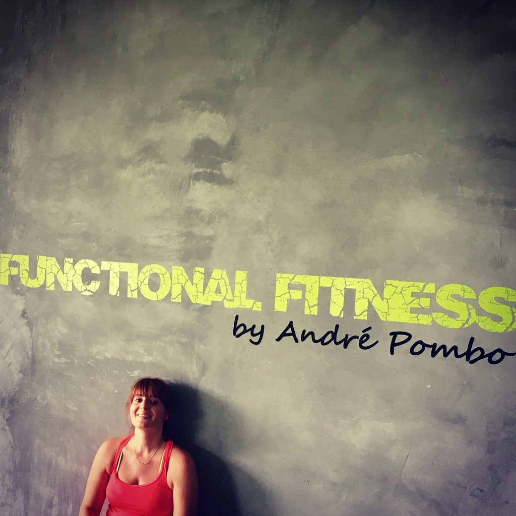 Voar sem Escalas no Functional Fitness by André Pombo